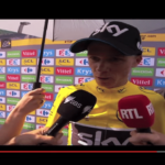 Chris Froome Talks Turbine